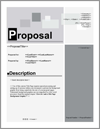 Proposal Pack Classic #1