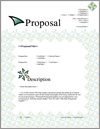 Proposal Pack Contemporary #5
