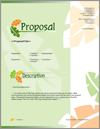 Proposal Pack Nature #2