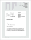 Proposal Pack Skyline 3