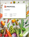 Proposal Pack Food #5
