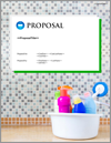 Proposal Pack Janitorial #4