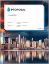 Proposal Pack Skyline #5