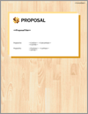 Proposal Pack Contemporary #20