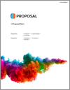 Proposal Pack Artsy #12