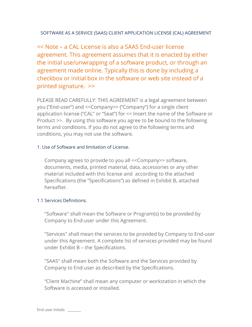 Saas Software As A Service Client License 3 Easy Steps