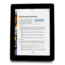 iPad Proposal and Quote Writing Using Proposal Kit