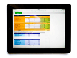 iPad Contract Management Using Proposal Kit