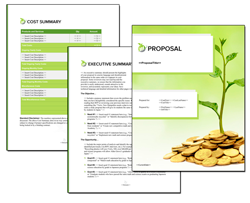 Business Proposal Software and Templates Accounting #2