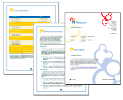 Business Proposal Software and Templates Children #2