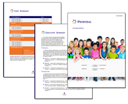 Business Proposal Software and Templates Children #3
