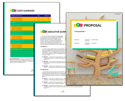Business Proposal Software and Templates Children #5