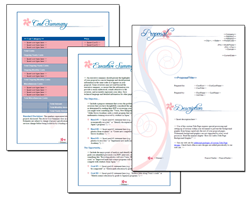 Business Proposal Software and Templates Elegant #2