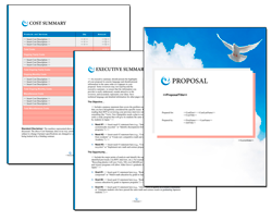 Business Proposal Software and Templates Elegant #5