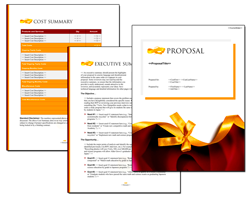 Business Proposal Software and Templates Elegant #7