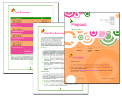 Business Proposal Software and Templates Events #1