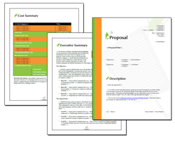 Business Proposal Software and Templates Pest Control #1