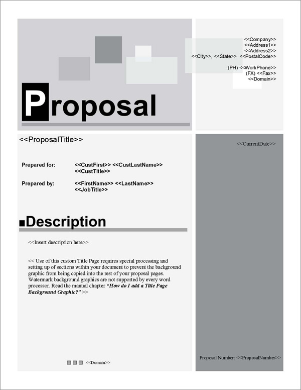 Essay cover folder design
