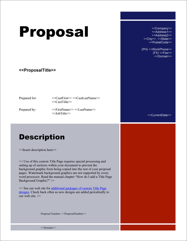 Proposal Pack For Government Grants Software And Samples