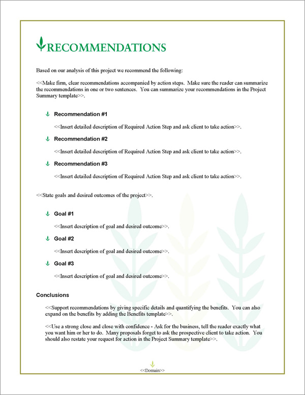proposal pack agriculture  3