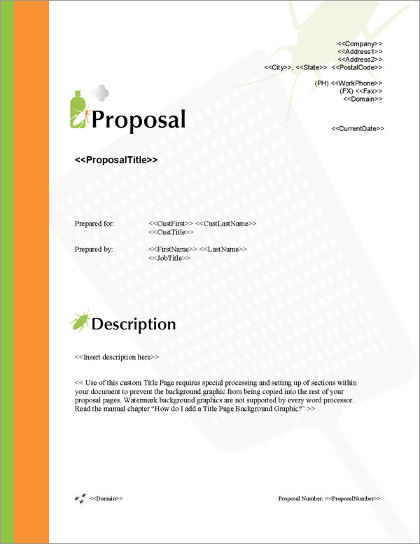 proposal pack pest control 1 title page