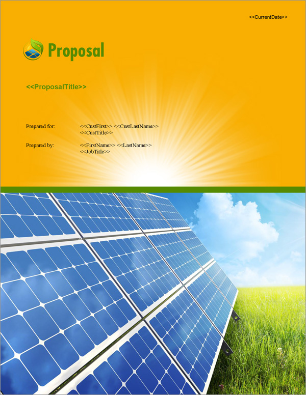 proposal pack energy  9