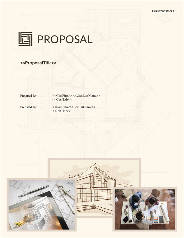 proposal pack architecture  3