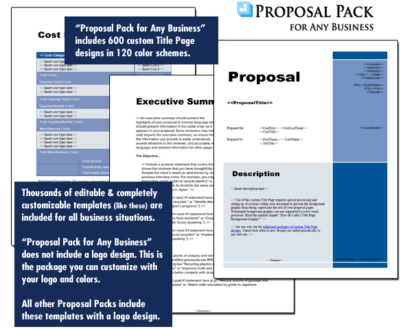 Digital Media Display Advertising Proposal Template