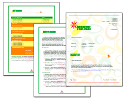 Business Proposal Software and Templates Retro #1