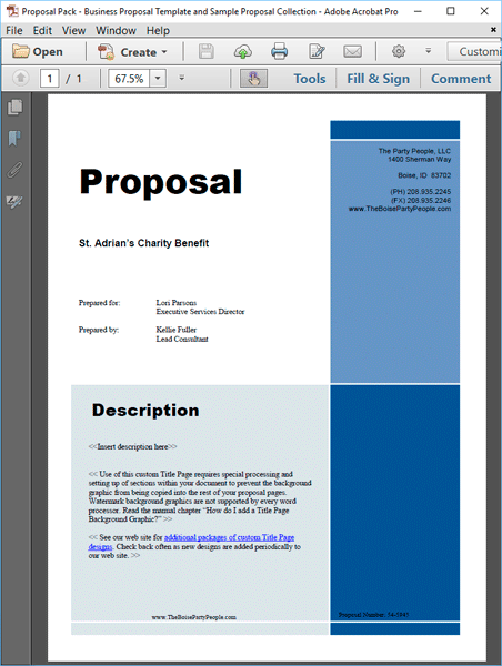Proposal Kit Multilingual And Foreign Language Features